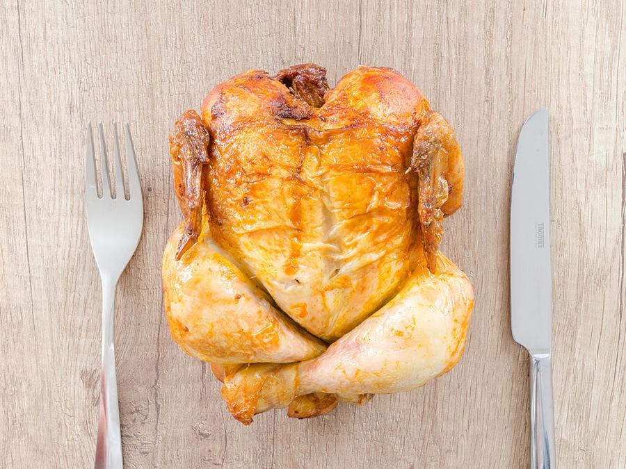 Cómo hacer el pollo asado perfecto