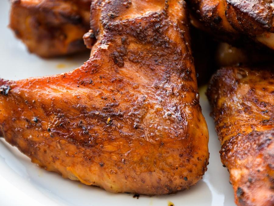 Condimentos para preparar pollo asado