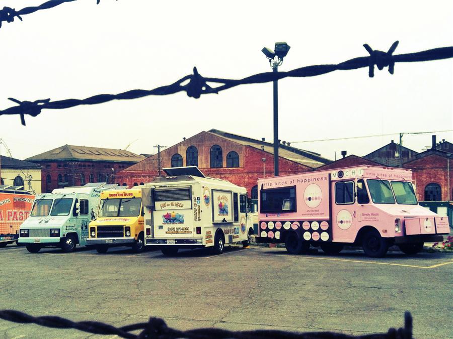 Los asadores de pollos se suman a la moda de los food trucks
